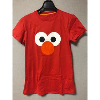 セサミストリート(SESAME STREET)のエルモTシャツ(Tシャツ(半袖/袖なし))