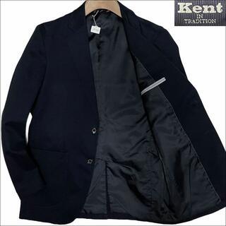 ヴァンヂャケット(VAN Jacket)のJ5144 美品 ケント イン トラディション テーラードジャケット 紺 M(テーラードジャケット)
