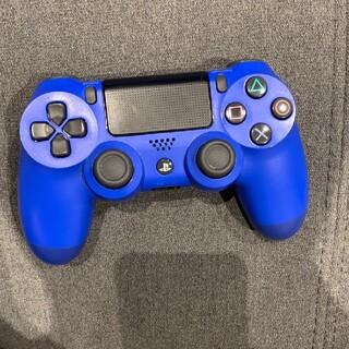 PlayStation4 - PS4 純正コントローラー ブルー