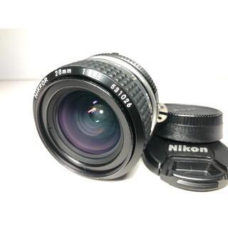 Nikon - ニコン Ai NIKKOR 28mm F2.8