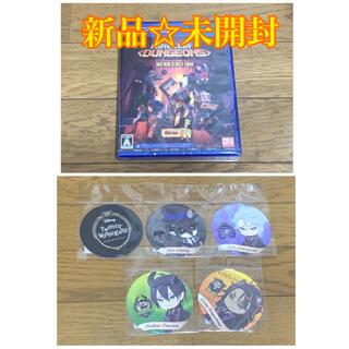 PlayStation4 - マインクラフト ダンジョンズ ヒーローエディション ツイステッドワンダーランド