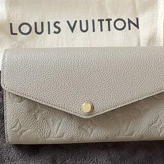 ルイヴィトン(LOUIS VUITTON)のポルトフォイユ サラ(財布)