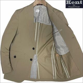 ヴァンヂャケット(VAN Jacket)のJ4026美品 ケント イン トラディション ストレッチ テーラードジャケットS(テーラードジャケット)