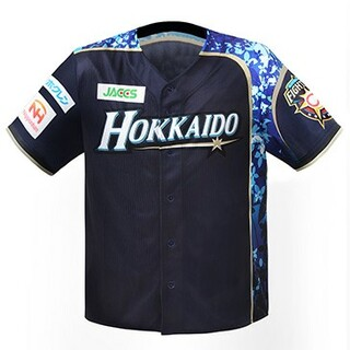 【未着用】日本ハム 2021 WE LOVE HOKKIDO ユニフォーム 1枚