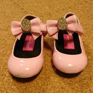 ディズニー(Disney)のビビディバビディブティック 靴 16センチ(フォーマルシューズ)