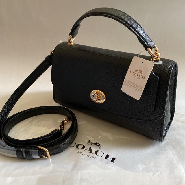 COACH(コーチ)のCOACH 【オンライン限定】ティリー サッチェル 23完売品 レディースのバッグ(ショルダーバッグ)の商品写真