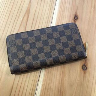 ルイヴィトン(LOUIS VUITTON)のルイヴィトン ダミエ 長財布(財布)