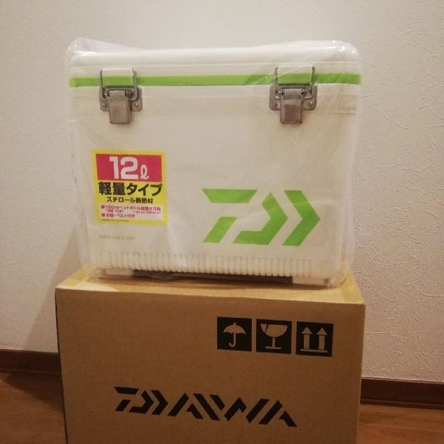 DAIWA(ダイワ)のDAIWA 新品 クーラーボックス スポーツ/アウトドアのフィッシング(その他)の商品写真