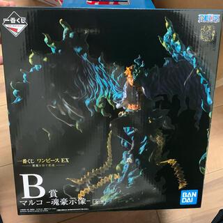 バンプレスト(BANPRESTO)のワンピース1番くじEX 悪魔を宿す者達B賞マルコフィギュア(キャラクターグッズ)