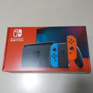 ニンテンドースイッチ 本体 Nintendo Switch  ネオン(家庭用ゲーム機本体)