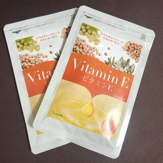新品☆シードコムス ビタミンE サプリメント 6ヶ月分(ビタミン)