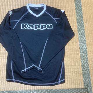 カッパ(Kappa)のkappaのスポーツシャツ(ウェア)