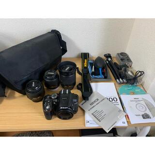 Nikon - NIKON D5300 ダブルレンズキット