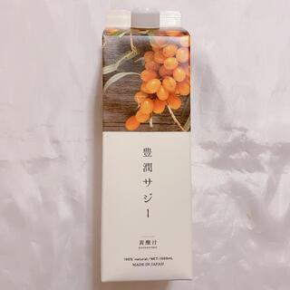 新品未開封 豊潤サジー 1000ml フィネス(ビタミン)
