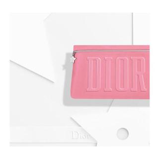 Dior - 新品未使用 正規品 DIOR ディオール ノベルティ ポーチ ピンク