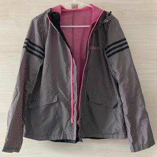 アディダス(adidas)の☆美品☆アディダスネオ ブルゾン レディース(ブルゾン)