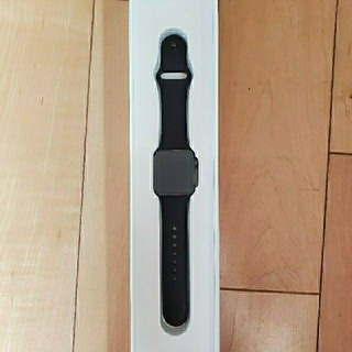 Apple Watch - apple watch 3 GPSモデル(38mm)