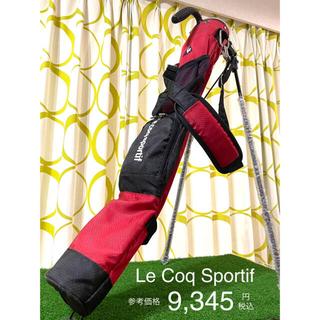 le coq sportif - ⭐️le coq sportif⭐️ルコックゴルフ⭐️セルフバッグ⭐️9345円