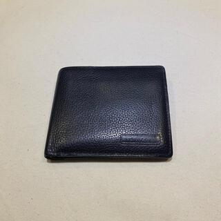 バーバリー(BURBERRY)のBURBERRY 2つ折り財布 ダークブラウン(折り財布)
