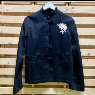 ネイバーフッド(NEIGHBORHOOD)の美品 ネイバーフッド カンフー シャツ ジャケット 希少サイズ XS(その他)