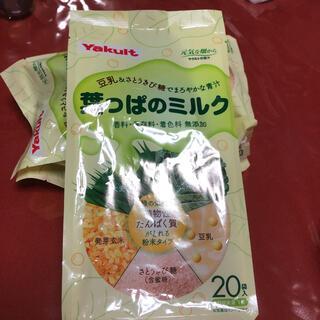 ヤクルト(Yakult)のヤクルト 葉っぱのミルク(青汁/ケール加工食品)