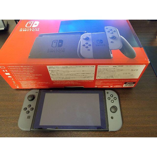 任天堂(ニンテンドウ)のNintendo Switch  中古 エンタメ/ホビーのゲームソフト/ゲーム機本体(家庭用ゲーム機本体)の商品写真