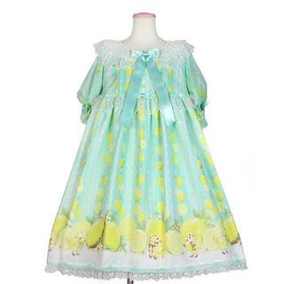 Angelic Pretty - Fruity Lemonワンピース