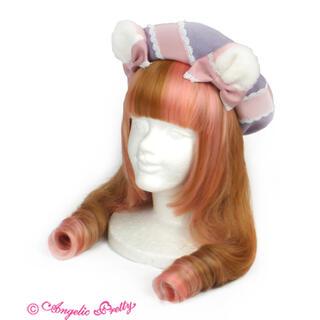 アンジェリックプリティー(Angelic Pretty)のベレー帽(ハンチング/ベレー帽)