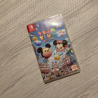 ニンテンドースイッチ(Nintendo Switch)のswitch ツムツムランド(家庭用ゲームソフト)