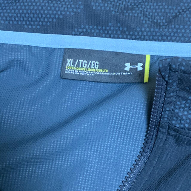 UNDER ARMOUR(アンダーアーマー)のアンダーアーマー XL メンズのトップス(ジャージ)の商品写真