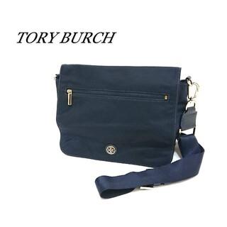 トリーバーチ(Tory Burch)のTORY BURCH トリーバーチ ショルダーバッグ ネイビー(ショルダーバッグ)