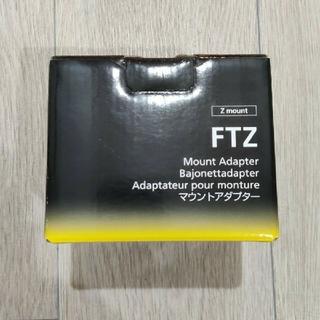 Nikon - 【説明書付き】Nikon ニコン FTZマウントアダプター