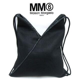 MM6 - MM6 メッシュリュック マルジェラ バックパック