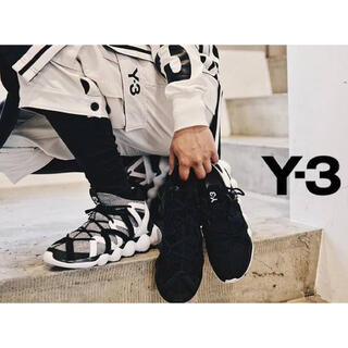 Y-3 - Y-3 KYUJO HIGH BLACK/WHITE 26.0cm