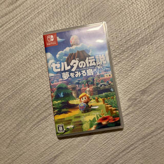 ニンテンドースイッチ(Nintendo Switch)のswitch ゼルダの伝説 夢を見る島(家庭用ゲームソフト)