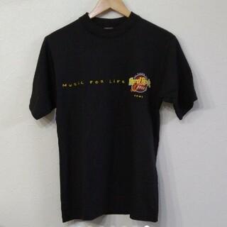 ロックハード(ROCK HARD)のハードロックカフェHard Rock CAFE 30周年記念 ローマ  Tシャツ(Tシャツ/カットソー(半袖/袖なし))