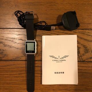 朝日ゴルフ - EAGLE VISION watch4 朝日ゴルフ 腕時計