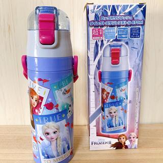 ディズニー(Disney)のアナ雪☆超軽量 470ml  ダイレクトステンレスボトル(水筒)