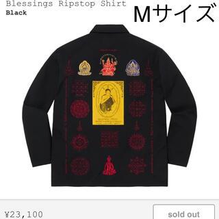 Supreme - 新品 Supreme Blessing Ripstop Shirt M