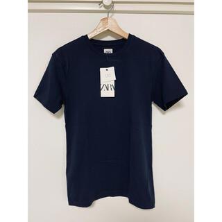 ザラ(ZARA)のZARA スリムフィットTシャツ(Tシャツ/カットソー(半袖/袖なし))