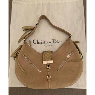Christian Dior - 正規品クリスチャンディオール♡スウェードショルダーバッグ