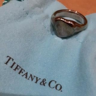 Tiffany & Co. - 最終値下げ レディース リング TIFFANY 11号 ゆびわ ティファニー