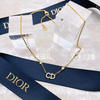 Dior - ★DIOR★ 新作 クレールディーリュヌ ネックレス CD