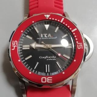 アイティーエー(I.T.A.)の腕時計 I.T.A. ガリアルド クォーツ 電池交換済(腕時計(アナログ))