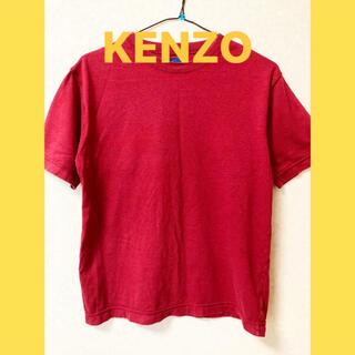 ケンゾー(KENZO)の【美品】KENZO Tシャツ フリーサイズ(Tシャツ(半袖/袖なし))