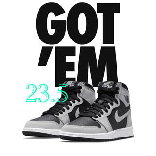 "NIKE - NIKE GS AIR JORDAN 1 HIGH OG""SHADOW2.0"""