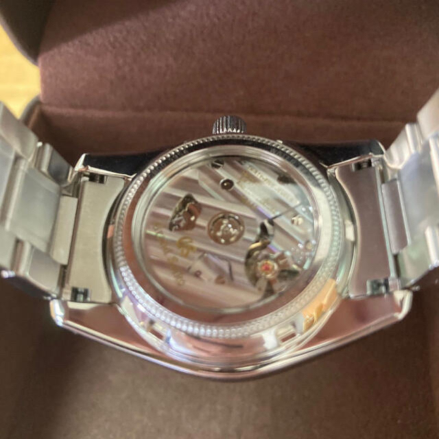 美品 SEIKO グランドセイコー  SBGR253 メンズの時計(腕時計(アナログ))の商品写真