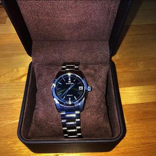 美品 SEIKO グランドセイコー  SBGR253(腕時計(アナログ))