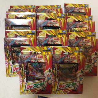 デュエルマスターズ(デュエルマスターズ)の開封済品 デュエル・マスターズ ジョーのスター進化 11セット(Box/デッキ/パック)