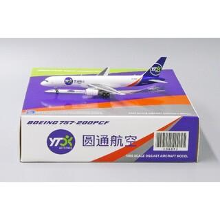 Jcwings YTOカーゴ 757-200F B-2859 1/400(航空機)
